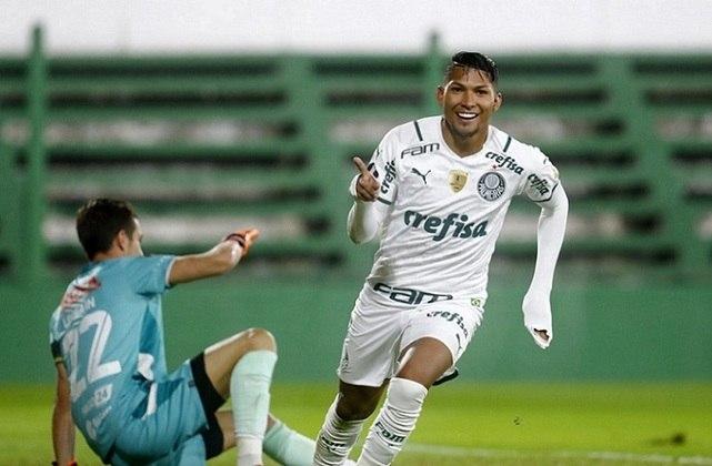 1º lugar - Palmeiras: R$ 115 milhões faturados em patrocínios em 2020