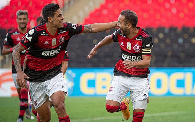 1 – Por fim, o Flamengo é o grande líder desse ranking semanal, com um total de 15,3 milhões de interações, muito à frente dos demais clubes. No período, o Rubro-Negro venceu o Junior Barranquilla e empatou contra o Internacional.