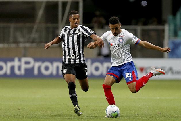1ª rodada – Bahia x Santos – 29/05 – 20h (de Brasília) – Pituaçu