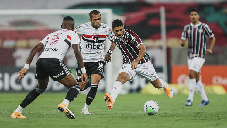 1ª rodada – São Paulo x Fluminense – 29/05 – 21h (de Brasília) – Morumbi