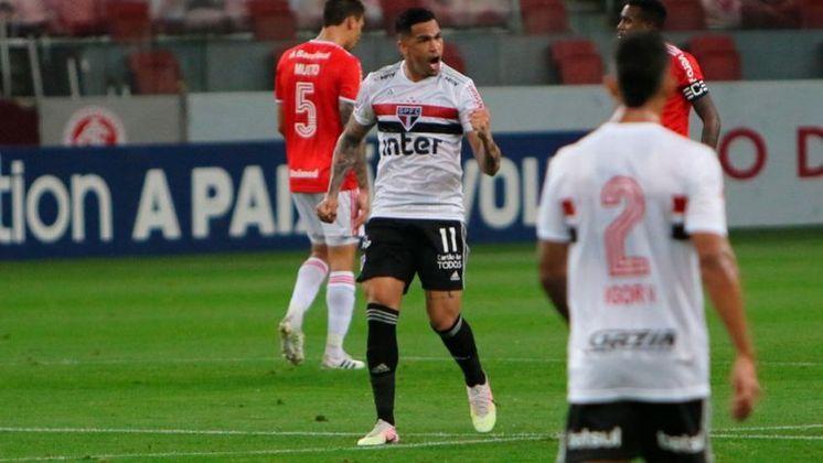 1º - São Paulo - 2106 gols em 1411 jogos