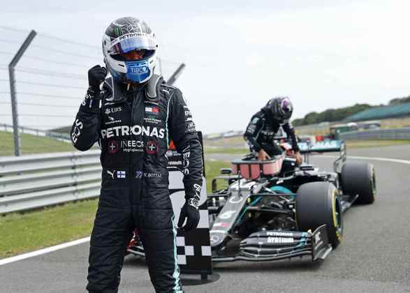 1) Valtteri Bottas (Mercedes), 1min25s154