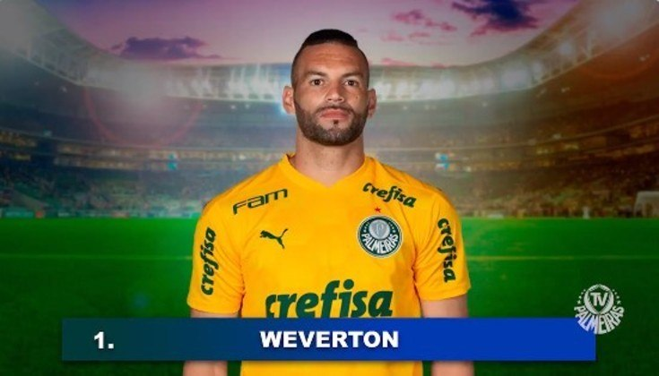 1 - Weverton