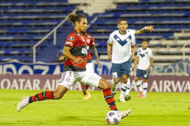 1. Willian Arão - 781 minutos (9 jogos)