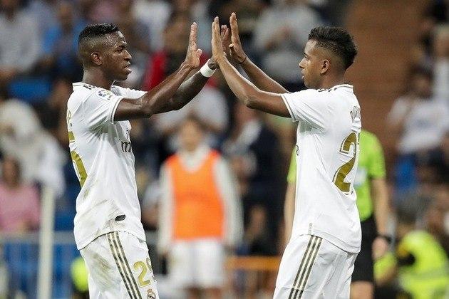10) Abrindo o top 10, o Real Madrid soma 4.438 interações, em média.