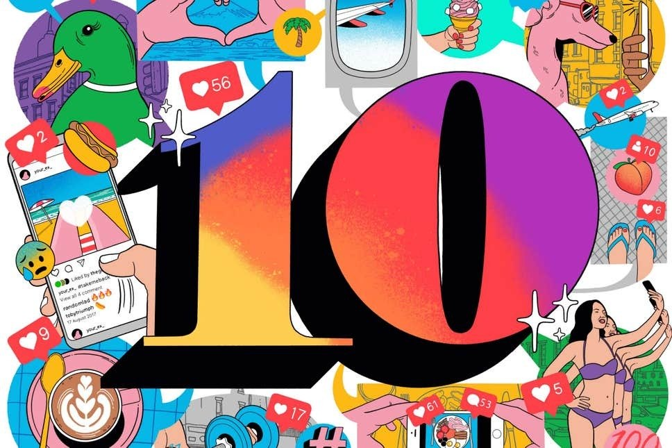 Rede social completou 10 anos nesta terça-feira (6)