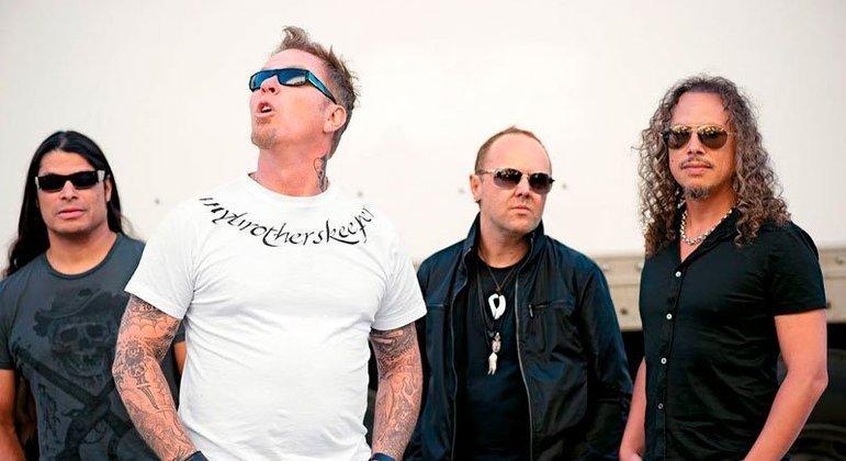 10. Black Album — Metallica