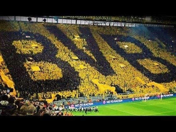 10º - Borussia Dortmund (Alemanha) - 17.200