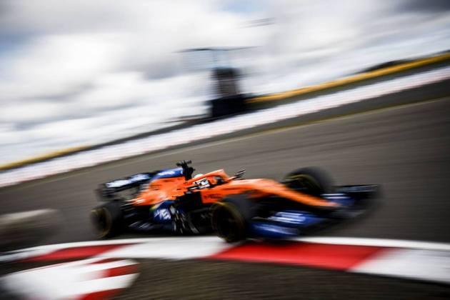 10º - Carlos Sainz (McLaren) - 1min26s709