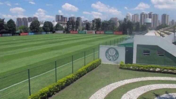 10. Centro de Treinamento moderno - O Palmeiras conta com uma estrutura europeia no Centro de Treinamento, o que ajuda na preparação e na recuperação física dos jogadores.