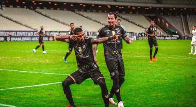 10º colocado – Ceará (42 pontos/31 jogos): 0.00% de chances de ser campeão; 2.2% de chances de Libertadores (G6); 0.005% de chances de rebaixamento.