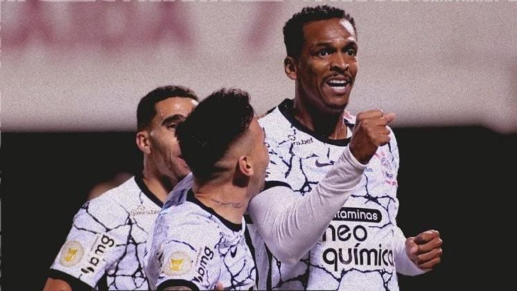 10º colocado – Corinthians (14 pontos) – 10 jogos / 1.4% de chances de título; 22.9% para vaga na Libertadores (G6); 9.1% de chance de rebaixamento.