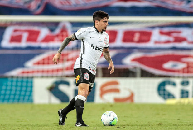 10º colocado – Corinthians (30 pontos) – 24 jogos / 0,020% de chances de título; 4,3% para vaga na Libertadores (G6); 9,0% de chance de rebaixamento.