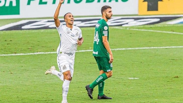 10º colocado – Santos (45 pontos/31 jogos): 0.0% de chances de ser campeão; 4.8% de chances de Libertadores (G6); 90.1% de chances de Sul-Americana; 0% de chances de rebaixamento.