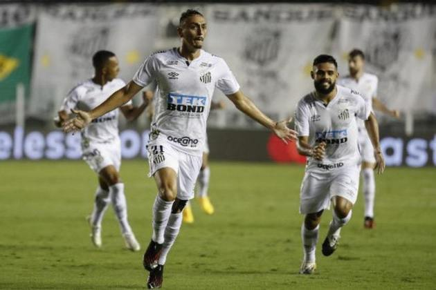 10º colocado – Santos (45 pontos/32 jogos): 0.0% de chances de ser campeão; 3.8% de chances de Libertadores (G6); 0% de chances de rebaixamento.