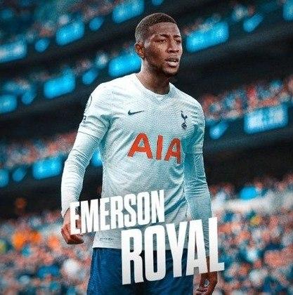 10° colocado - Tottenham - 59 jogadores contratados - Última aquisição: Emerson Royal (25 milhões de euros)