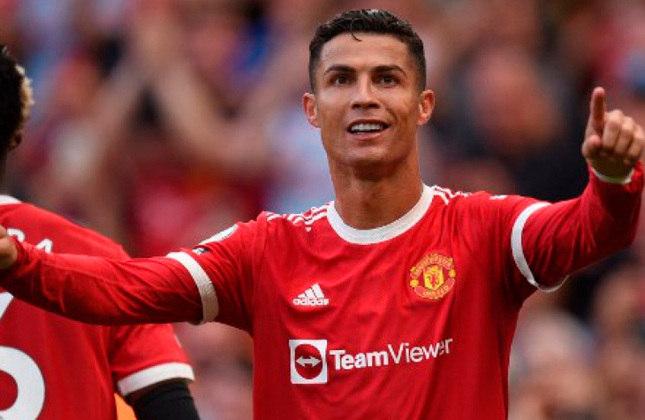 10° - Cristiano Ronaldo (POR): 36 gols em 182 jogos. (Hoje: 36 anos / Time atual: Manchester United)