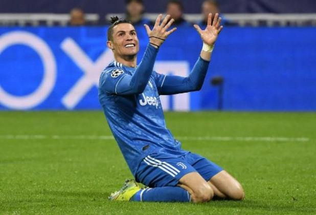 10) Cristiano Ronaldo (Portugal) - Futebol