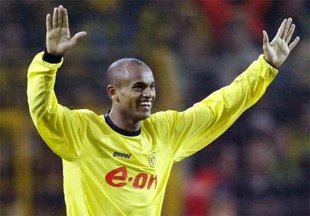 10º - Ewerthon - 2001/2008 - 48 gols em 130 jogos
