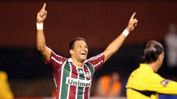 10º - Fluminense: Campeonato Brasileiro 2008 - 1ª vitória nessa edição do Brasileirão: 10ª rodada, 3 a 0 diante do Athletico-PR.