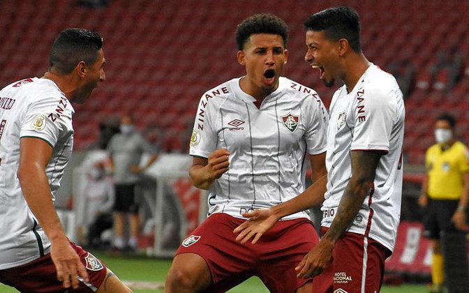 10- Fluminense: O Fluminense fecha os 10 primeiros clubes, com valor de R$ 1,9 bilhão em despesas.