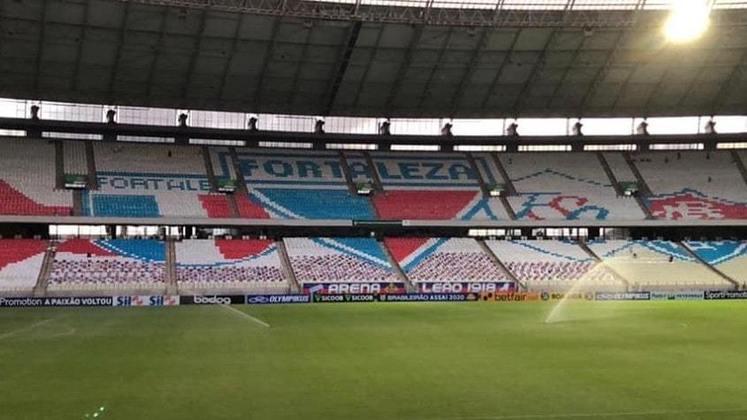 10) Fortaleza - prejuízo de R$ 1.168.619,23 em 19 partidas em casa.