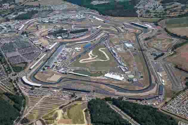 10 - GP da Inglaterra - Silverstone - 18 de julho.
