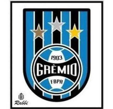 10 - Grêmio Foot-Ball Porto Alegrense