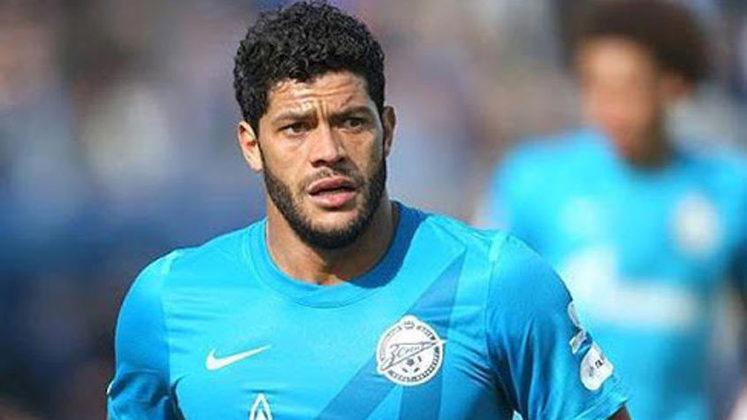 10º - Hulk - 17 gols em 50 jogos