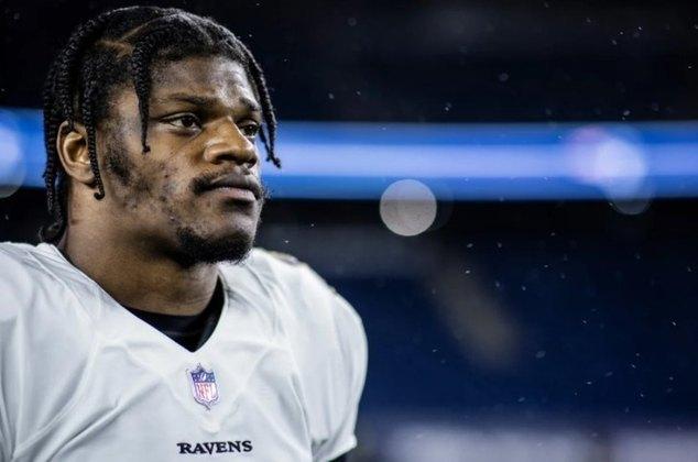 10º Lamar Jackson - Os Ravens vão precisar do quarterback mais do que nunca, depois das lesões atingirem em cheio todos os setores do time.