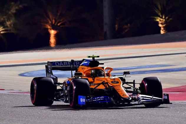 10º - Lando Norris (McLaren) - 5.83 - Fez o básico e não maximizou o carro.