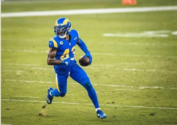 10º Los Angeles Rams - De folga na semana 9, os Rams é um time que não consegue dar o próximo passo rumo a elite.