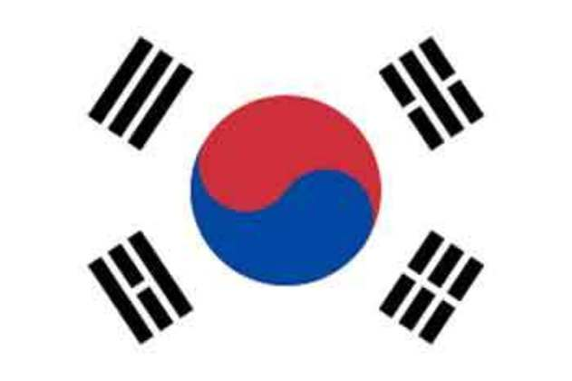 10º lugar - Coreia do Sul: 31 pontos (ouro: 5 / prata: 4 / bronze: 8)