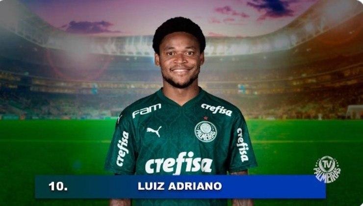 10 - Luiz Adriano