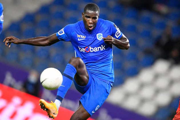 10º: Paul Onuachu (Genk) - 25 gols / 37,5 pontos