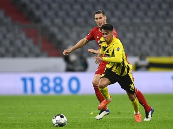 10º: Reinier - Borussia Dortmund (emprestado pelo Real Madrid)