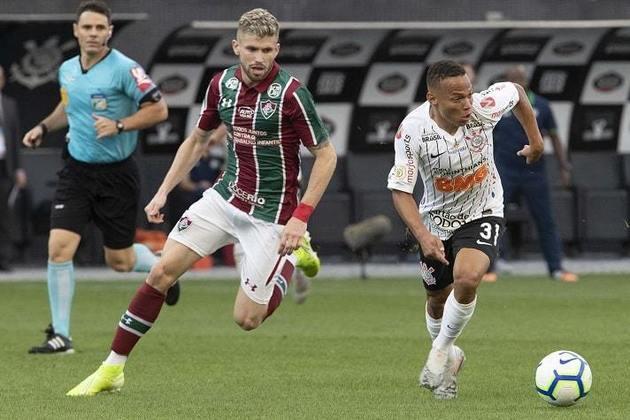 10ª Rodada - Fluminense x Corinthians - Maracanã - 13/9 - domingo - 16h