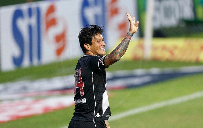 10º - Vasco 2x1 São Paulo - Campeonato Brasileiro 2020.