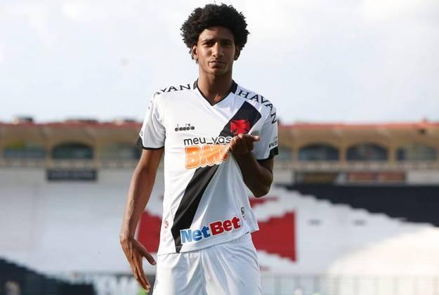 10º - Vasco 2x1 São Paulo - Campeonato Brasileiro 2020. Talles Magno cabeceou e a bola sobrou para Cano marcar.