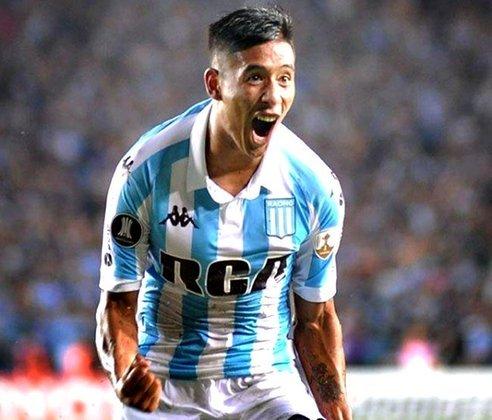 10º - Zaracho (Racing - Atlético-MG) - 2020 - R$ 33 milhões