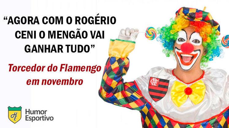 10/01/2021 (29ª rodada) - Flamengo 0 x 2 Ceará