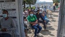 Brasil registra889 mortes por covid-19 e 25.200 novos casos em 24h