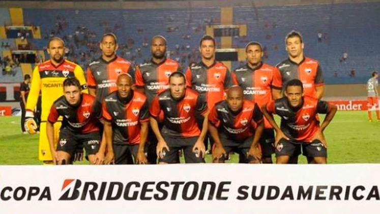 11º - Atlético-GO: Campeonato Brasileiro 2012 - 1ª vitória nessa edição do Brasileirão: 10ª rodada, 3 a 2 diante do Figueirense.