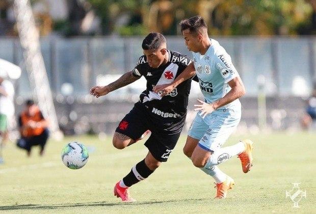 11º - Carlinhos - 31 jogos.