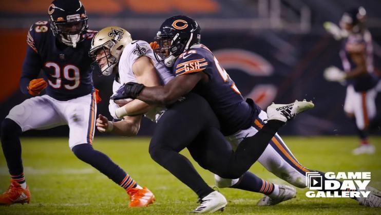 11º Chicago Bears - Um ataque disfuncional que limita até onde a equipe pode chegar. Nick Foles precisa aparecer.