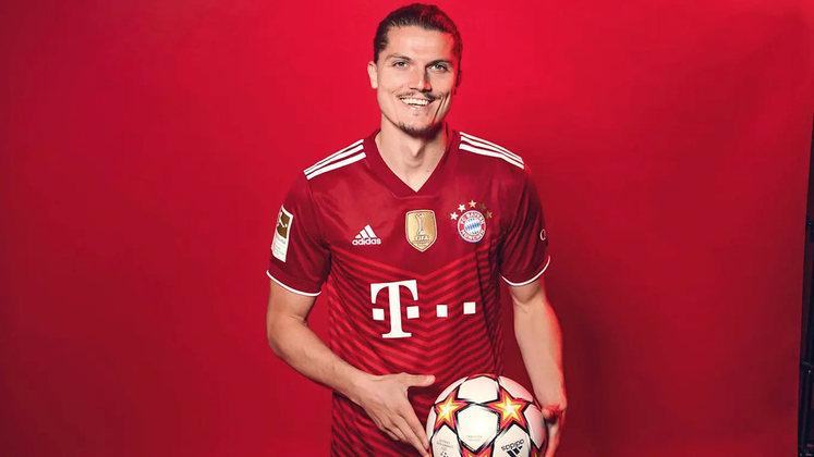 11° colocado - Bayern de Munique - 64 jogadores contratados - Última aquisição: Marcel Sabitzer (16 milhões de euros).