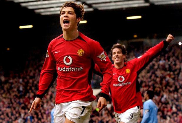 Cristiano Ronaldo - Manchester United para o Real Madrid em 2009 - € 94 milhões