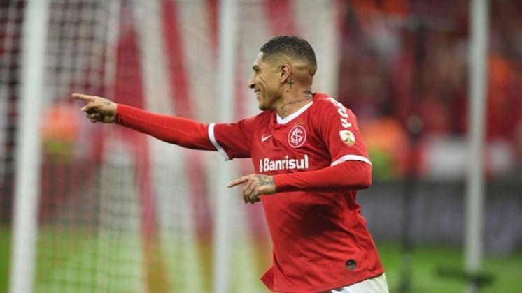 11º - Guerrero - Internacional - 52 gols