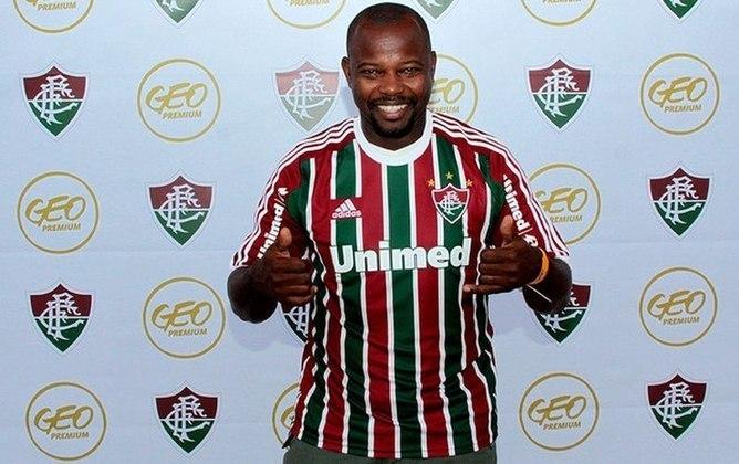 11 - Marcão (1999 - 2006) - 397 jogos com a camisa do Fluminense.