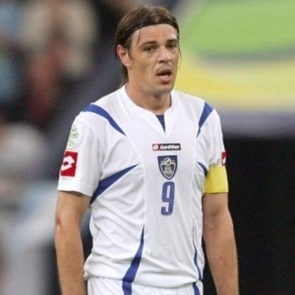 11º - Milosevic - Sérvia - 5 gols em 4 jogos